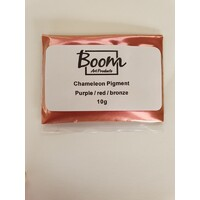 Boom Gel - Purple/Red/Bronze - Boom Chameleon Pigment