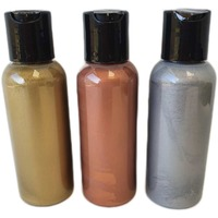 Boom Gel - METALLIC TRIO - Trio Pack 3 x 100ml