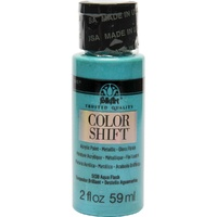 FolkArt Color Shift 2oz 59ml Aqua Flash - 5130