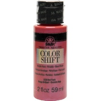 FolkArt Color Shift 2oz 59ml Red Flash - 5126