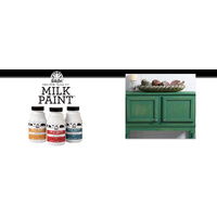 Plaid FolkArt Milk Paint 6.8oz 201.1ml