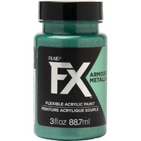 PLAID FX ARMOUR METALLIC 3oz - EMERALD 36891