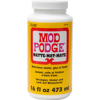 Mod Podge Matte 473ml CS11302
