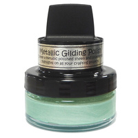 Cosmic Shimmer Mint 50ml - Metallic Gilding Polish