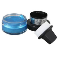 Cosmic Shimmer Ocean Teal 50ml - Metallic Gilding Polish