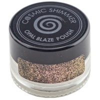 Cosmic Shimmer Opal Blaze Polish Golden Blackberry
