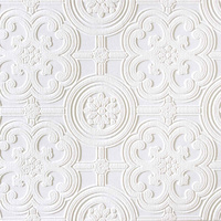 Paintable Textured Vinyl Wallpaper x 1mt - Egon 53cm wide