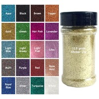 Copper Ultra Fine Glitter - 113 grams
