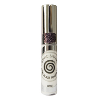 Cosmic Shimmer Opal Blaze Touch Tip Golden Blackberry 8ml