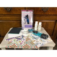 Decoupage Starter Kit - One