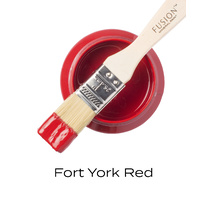 Fusion Mineral Paint Fort York Red 37ml