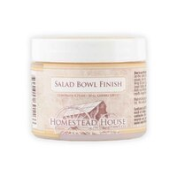 Homestead House Salad Bowl Finish Wax