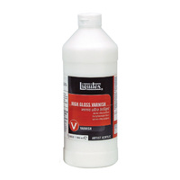 Liquitex Acrylic High Gloss Varnish 946ml