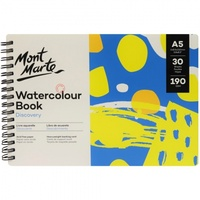 Mont Marte Watercolour Book A5