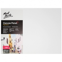 Mont Marte Canvas Panel 30.5 x 40.5cm