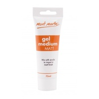 Mont Marte Gel Medium Gloss 75ml