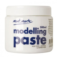 Mont Marte Modelling Paste Tub 500ml