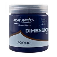Dimension Acrylic Paint 250ml - Phthalo Blue