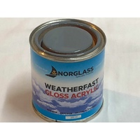 Norglass Weatherfast Gloss Acrylic Shadow Grey