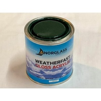 Norglass Weatherfast Gloss Acrylic Vintage Green