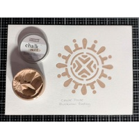 Chalk Paste - Buckram Binding 100ml Tin