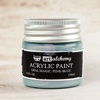 Art Alchemy - Blue-Pink Opal Magic Paint