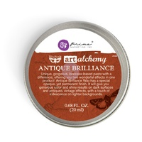 Art Alchemy - Red Amber Antique Brilliance