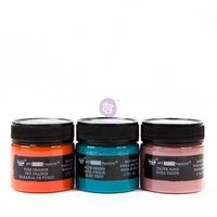 Art Extravagance Rust Effect Paste - Anemone and Coral