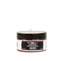 Art Extravagance Icing Paste - Red Amber
