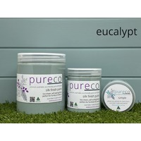 Pureco eucalypt - silk 600ml