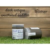 Pureco stain & glaze - Leather 200ml