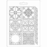 Stamperia - Azulejos - A5 Soft Mould