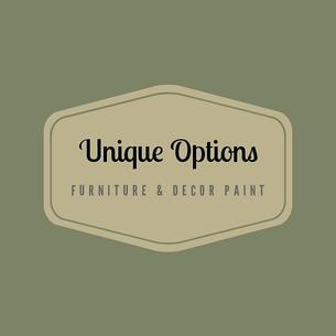 Unique Options Furniture & Decor Paint Range